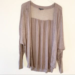 Express | Cardigan | Large